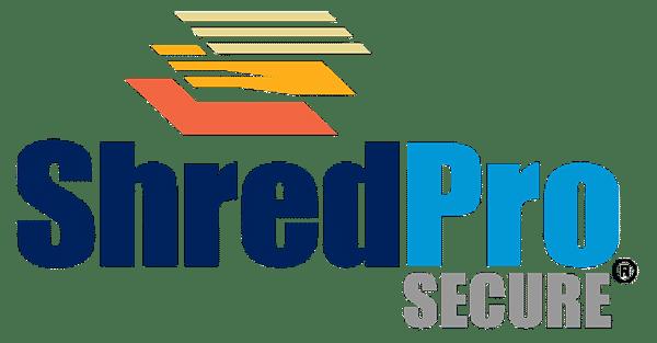 ShredPro Secure Logo